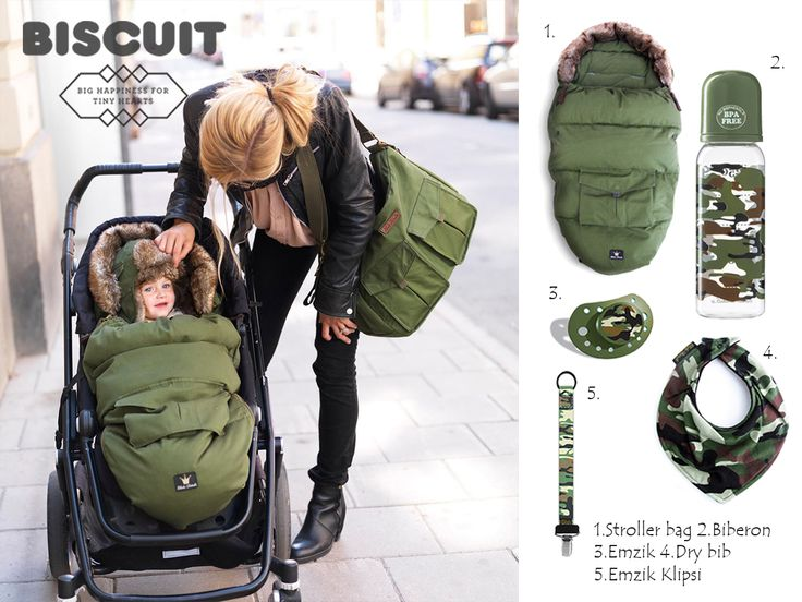 #elodiedetails #camouflage #militarygreen #green #strollerbag #bibs #pacifier…