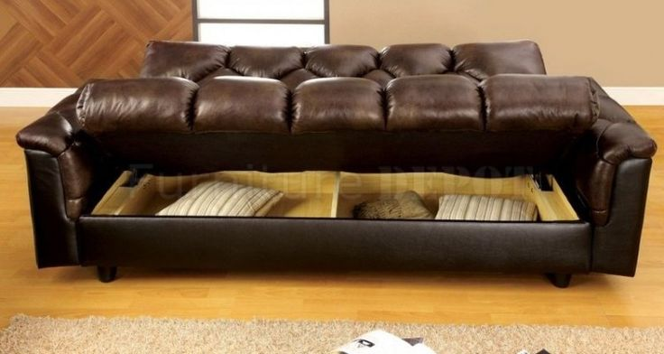Top 12 Brown Leather Sofa Bed Designs