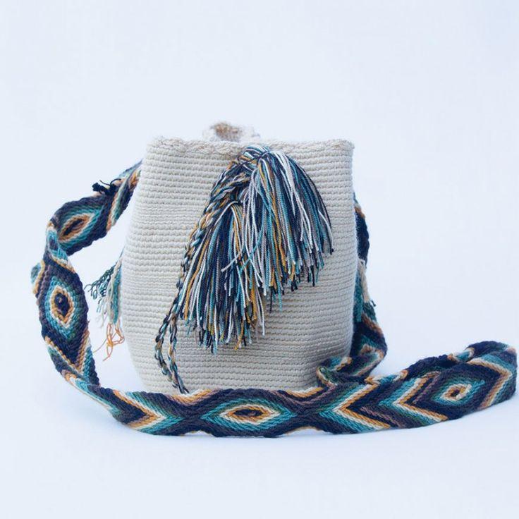 Bolso Wayuu mini - MOFLYsS www.moflys.com
