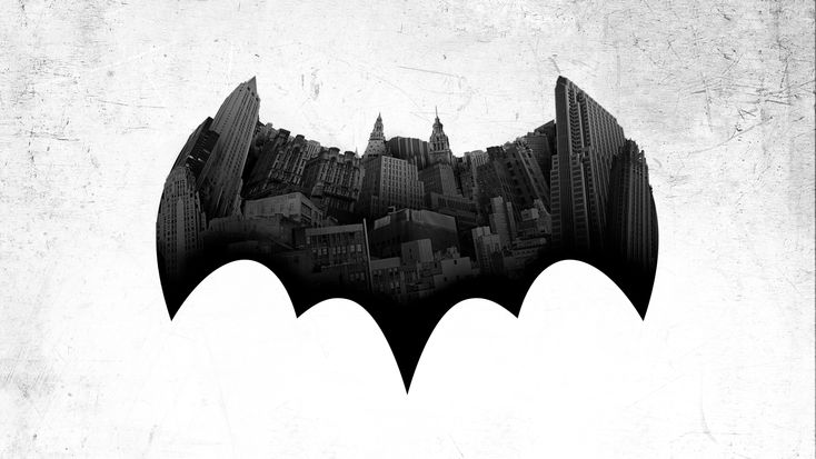 Batman Telltale Symbol Wallpaper No Text.