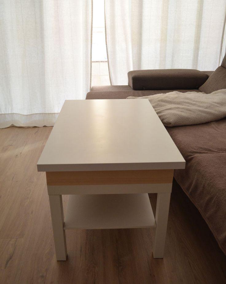 25 best ideas about mesa elevable en pinterest mesa - Como hacer una mesa abatible ...