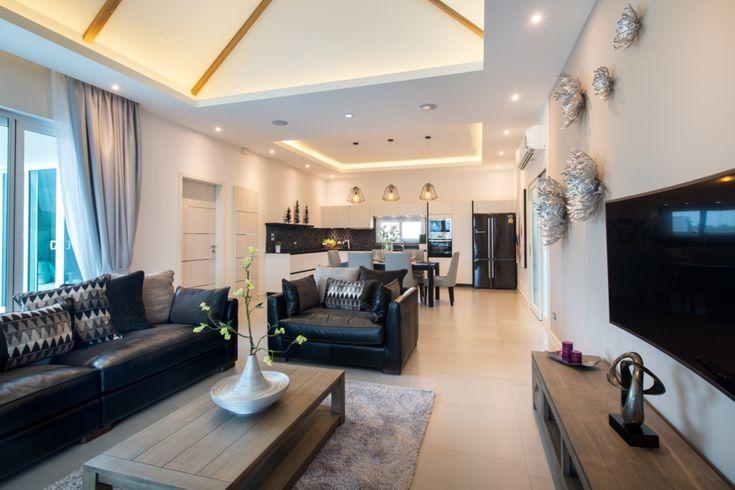 Baan Phu Thara – Prestigious residential pool villas in the most exclusive resort of Hua Hin, Thailand