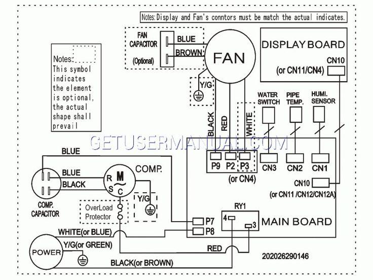 1 In Frigidaire Wiring Diagram Diagram, Frigidaire