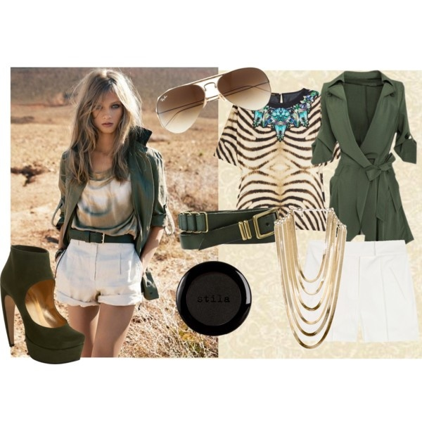 1000 Images About Safari Glam On Pinterest Dress Picture Animals And Shoes
