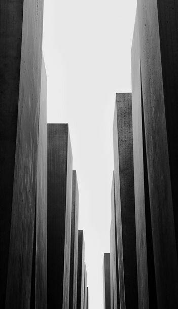 B/W Concrete Jungle. @Deidra Brocké Wallace