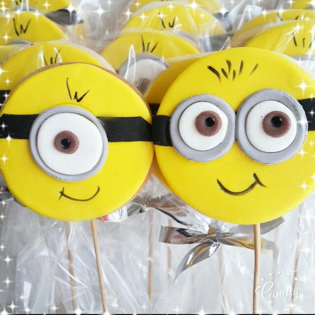 Minions Cookie