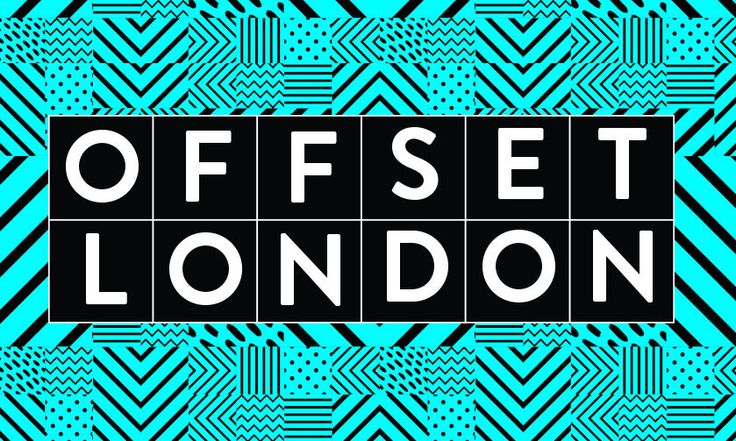 Creative Review - OFFSET festival is heading to London
