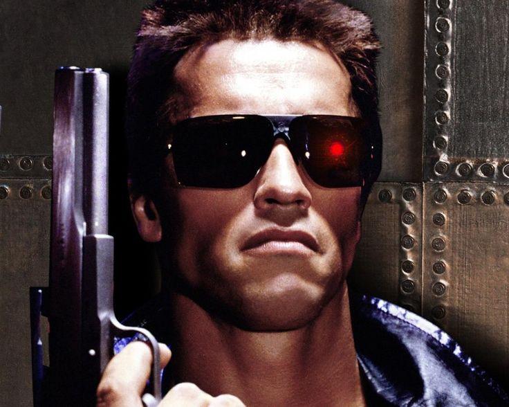 Arnold Schwarzenegger Terminator 1