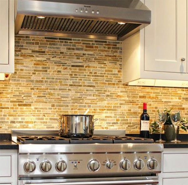 Images Of Backsplash Ideas: 10 Best Creative Kitchen Backsplash Ideas 2015 Images On