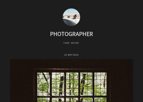 Photographer | Olle Ota Themes