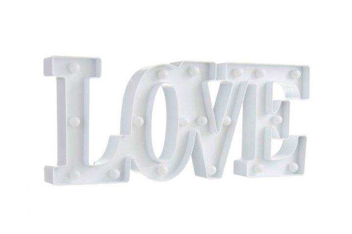 "Cartel Led ""Love"" – Zap+Zap – Decoración – Regalo – Antigüedades. Salamanca."