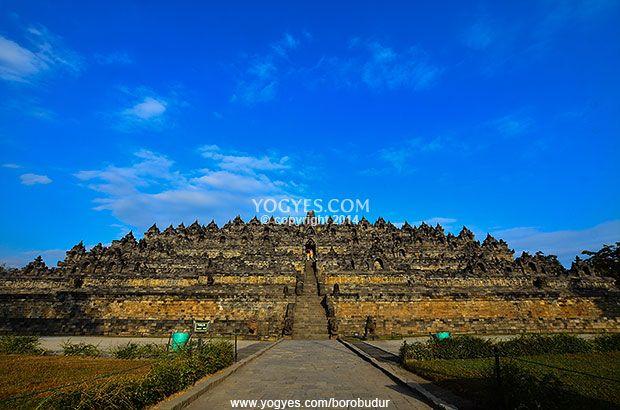 Candi Borobudur: Mahakarya Arsitektur Abad ke-9