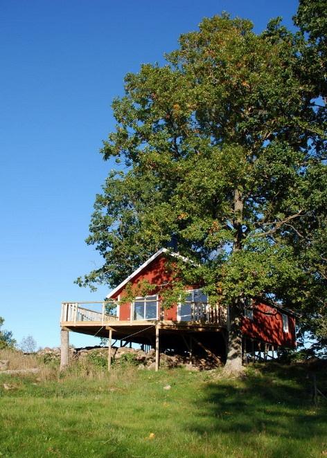 Villa Vilan (Småland, Sweden / Schweden / Sverige): The Ekkulle Holiday House