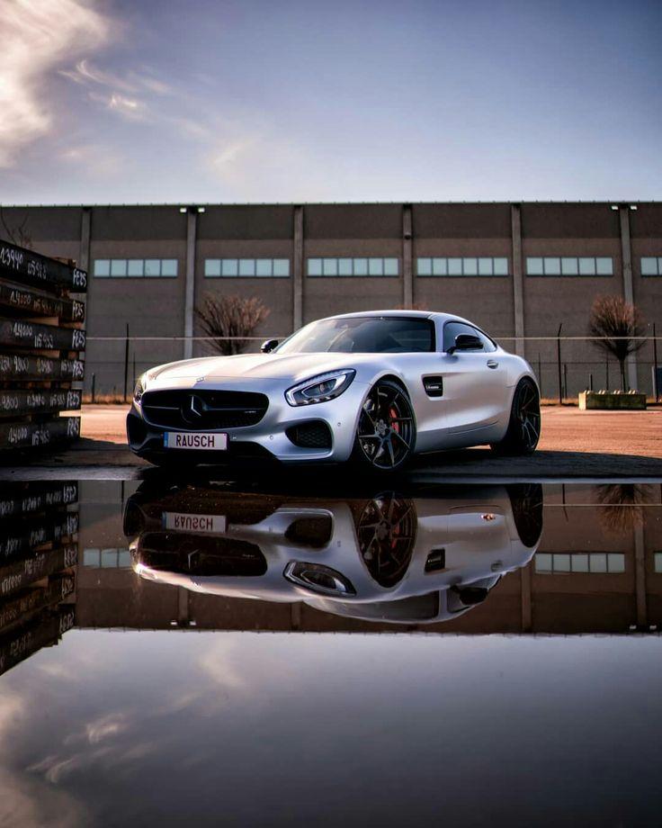 Mercedes-AMG GTs C190