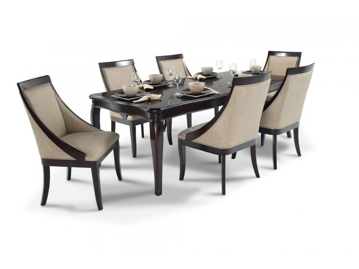 17 best ideas about discount dining room sets on pinterest for 7 piece dining room sets cheap