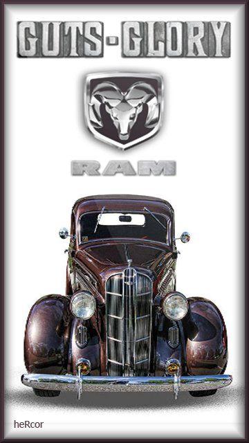 1936 Dodge Sedan hc