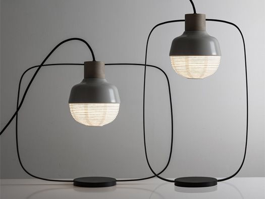 The New Old Table Light | KIMU Design |