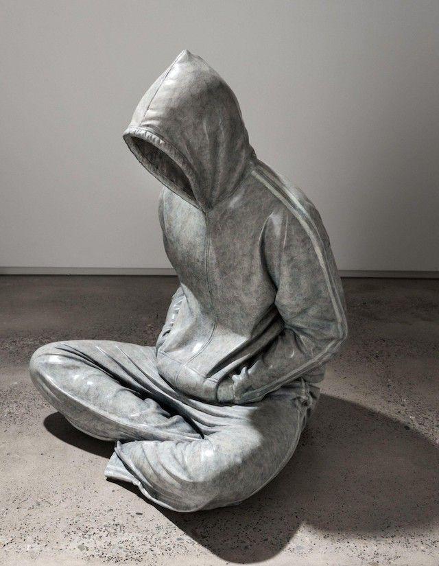 Marble Sculptures by Alex Seton-6 – Fubiz™