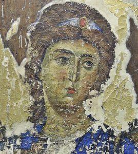 Архангел Михаил. XII век.
