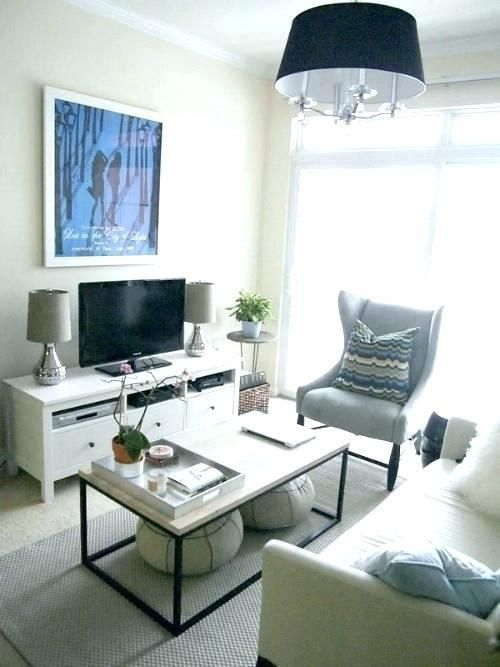 Small Living Room Furniture Arrangement, How To Arrange Furniture In A Small Living Room