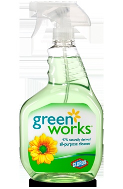 Love all the Green Works products!