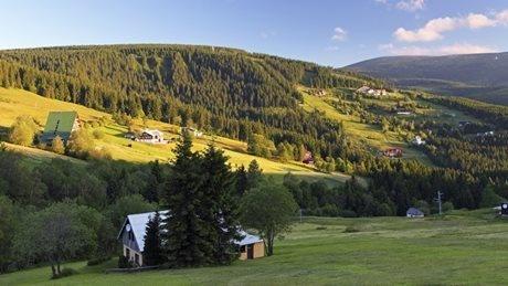 Krkonoše Mountains Czech Republic