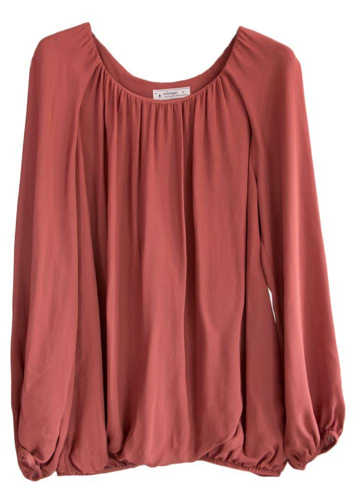 Ottod'ame Bluse rosa DC3451 Sfida Camicia - Phard – Acorns