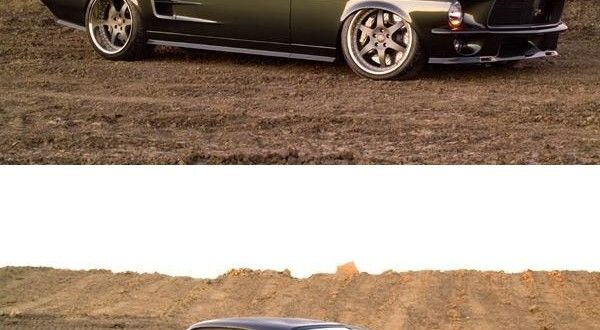1967 Mustang Reactor by Ringbrothers - WorkLAD - Banter, Funny Pics, Viral Videos