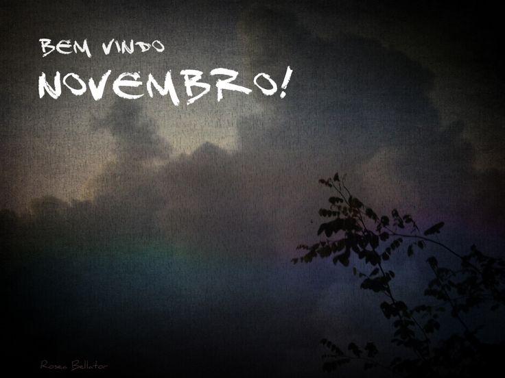 Magia para novembro (ou em dias de chuva) - Oficina das Bruxas