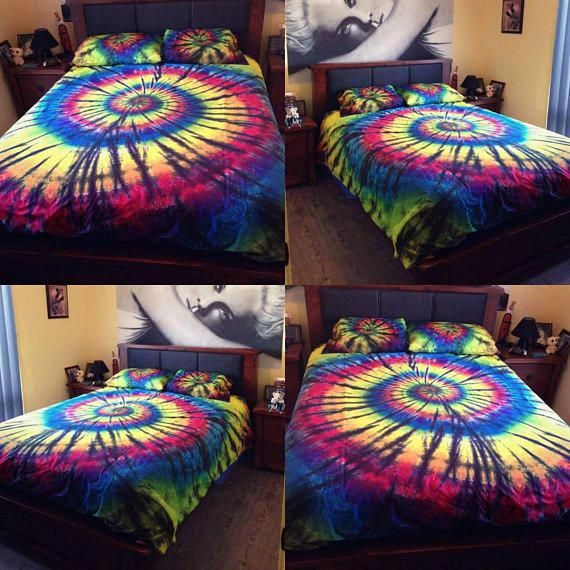 Bed Linen Cleaning Service Tiedyebedding Tie Dye Bedding Tie Dye Shirts Patterns Quilt Cover