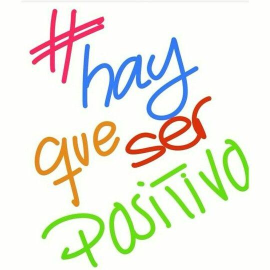 Porque siempre hay que ser positivo sin importar lo que pase.   Si una situación fue buena es maravilloso, y si fue mala siempre nos servirá como experiencia   .  FELIZ MIÉRCOLES!!.  #miercoles #TiendaNikita #motivacion #frases #positivo #felicidad