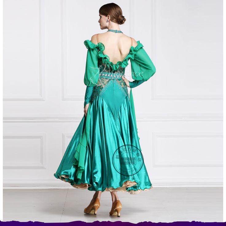 Хен танец новый современный танец. классический танец Дворец бальный зал, большой маятник, платье, цель костюмированное шоу-написали. ком день кота