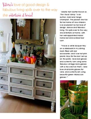 Two tone chest: Decor Ideas, Fifty Issues, Dressers Ideas, Furniture Ideas, Furniture Decor, Spring 2012, Chest Bar, Houses Of Fifty, Bright Colors