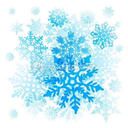 рождественские векторные символы снежинок. коллекция графическое искусство — Векторная картинка #57716099