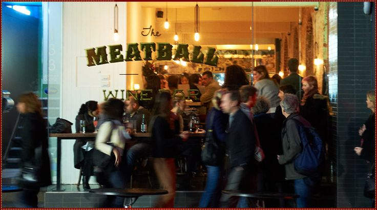 The Meatball & Wine Bar