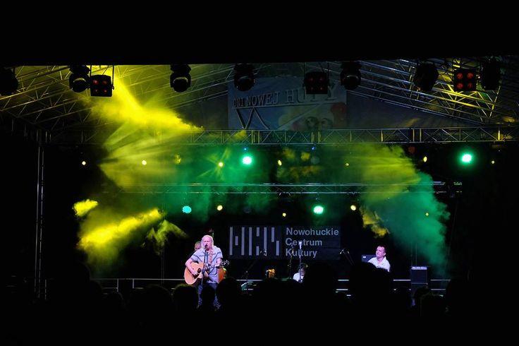 Koncert Maii i Andrzeja Sikorowskich z Zespołem #dniNH #kulturaKRK #nowahuta