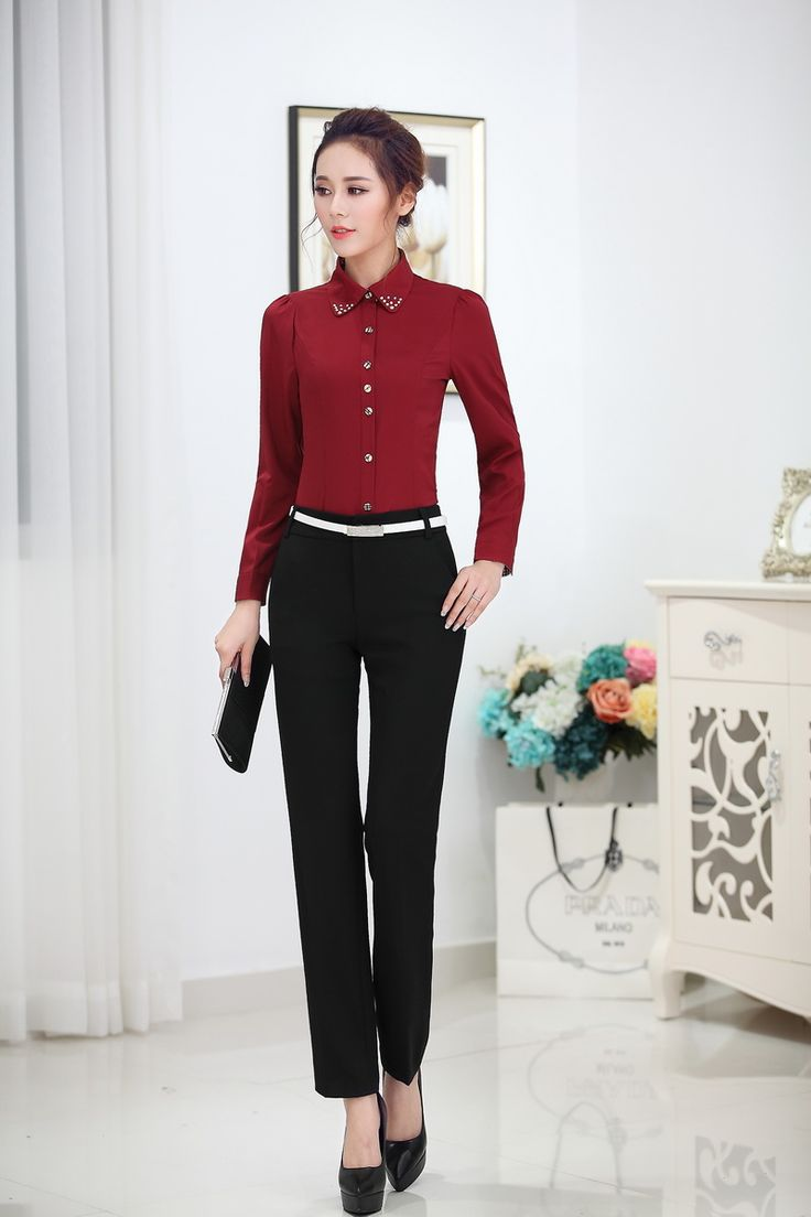 25 best ideas about office uniform on pinterest stylish for Office uniform design 2015