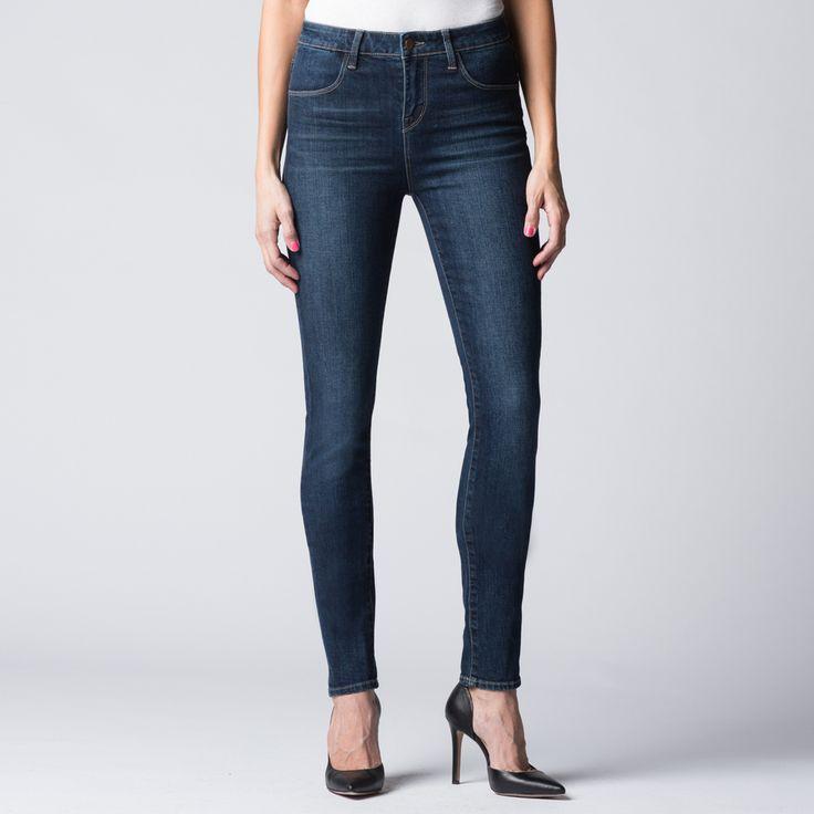 High waisted skinny jeans in dusk http dstldjeans com dstld jeans