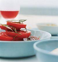 Hot Weather Food Habits