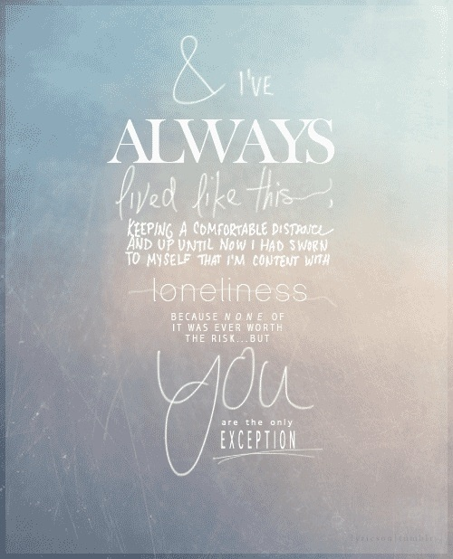 The Only Exception. Paramore. | music | Pinterest