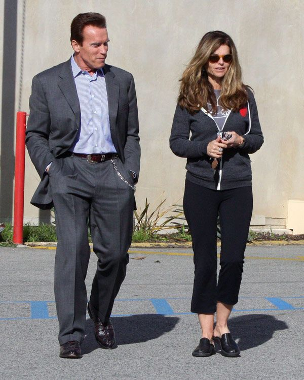 Arnold Schwarzenegger Still Loves Maria Shriver, Wants Reconciliation