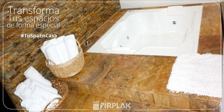 Bonaire SPA, hidromasaje para dos personas. Transforma tus espacios, transforma tu baño.