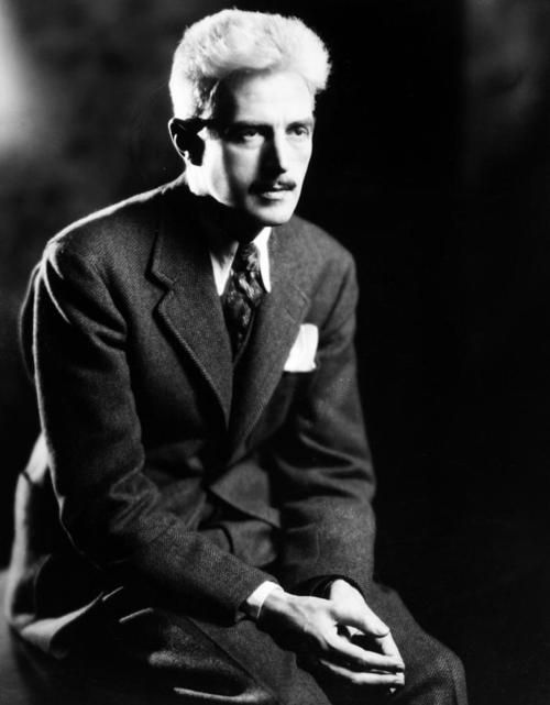 Dashiell Hammett - The author of The Thin Man and The Maltese Falcon among others.