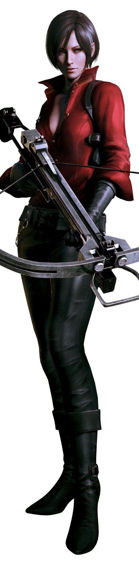Ada Wong, Resident Evil 6                                                                                                                                                                                 Más