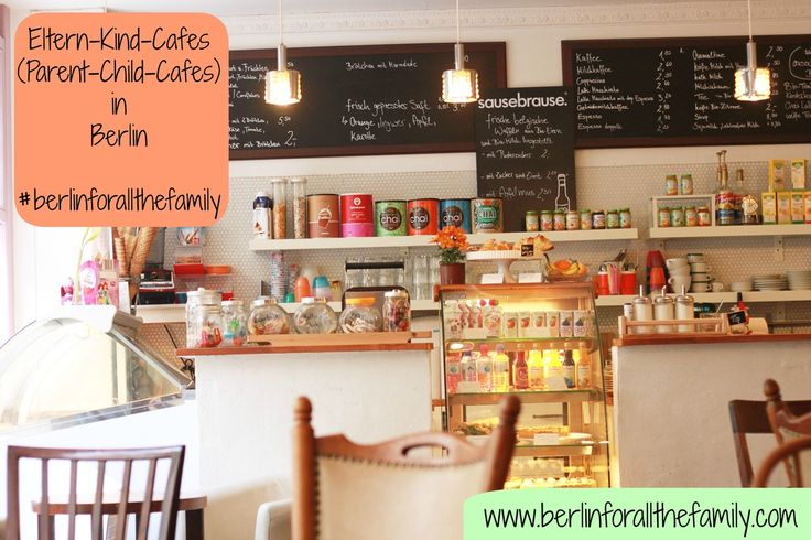Review of Das Spielzimmer, one of Berlin's many Eltern-Kind-Cafes (family cafes) #Berlin #Family