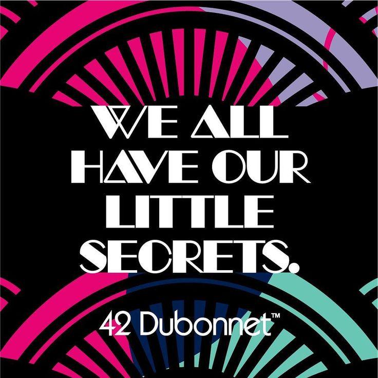 Your playful secret 42 Dubonnet