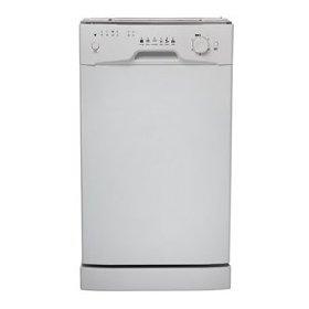 #9: Danby DDW1809W Dishwasher 18 Full Console Dishwasher 7 Wash Cycles, 4 Temperature Settings
