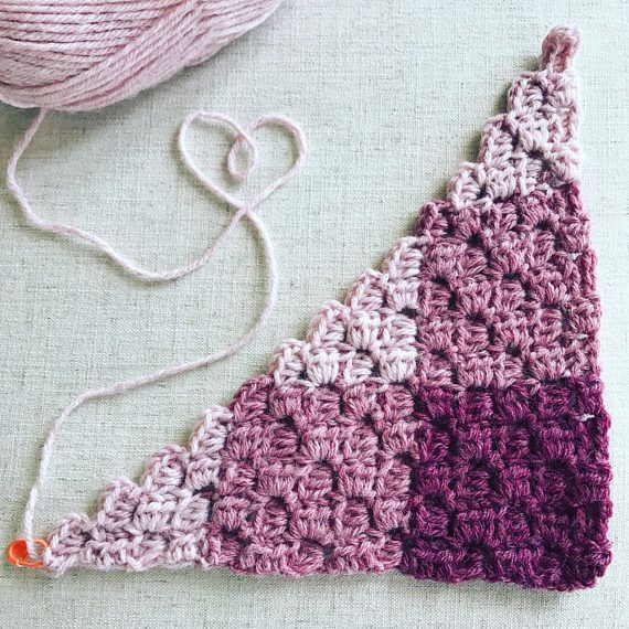 8 best C to C images on Pinterest | Blankets, Crochet patterns and ...