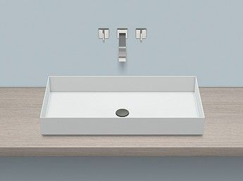 Alape - Glazed Steel Sinks