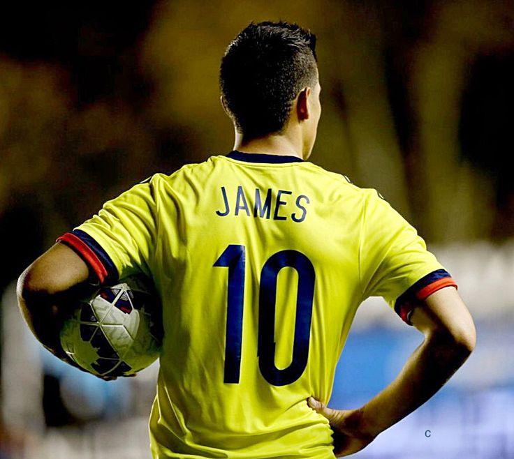 James Rodrigez #10  Colombia 6.6.15